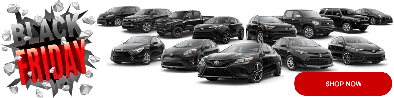 Toyota Place Black Friday Sales Event