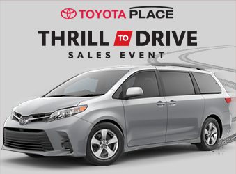 Toyota Sienna Deals April 2018