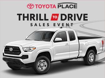 Toyota Tacoma Deals April 2018