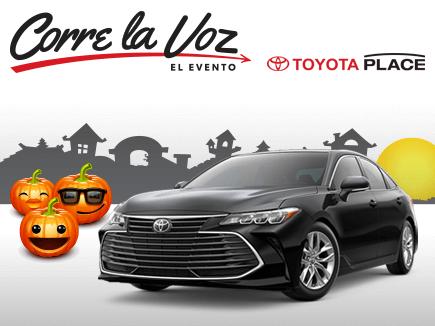 Toyota Avalon Especial