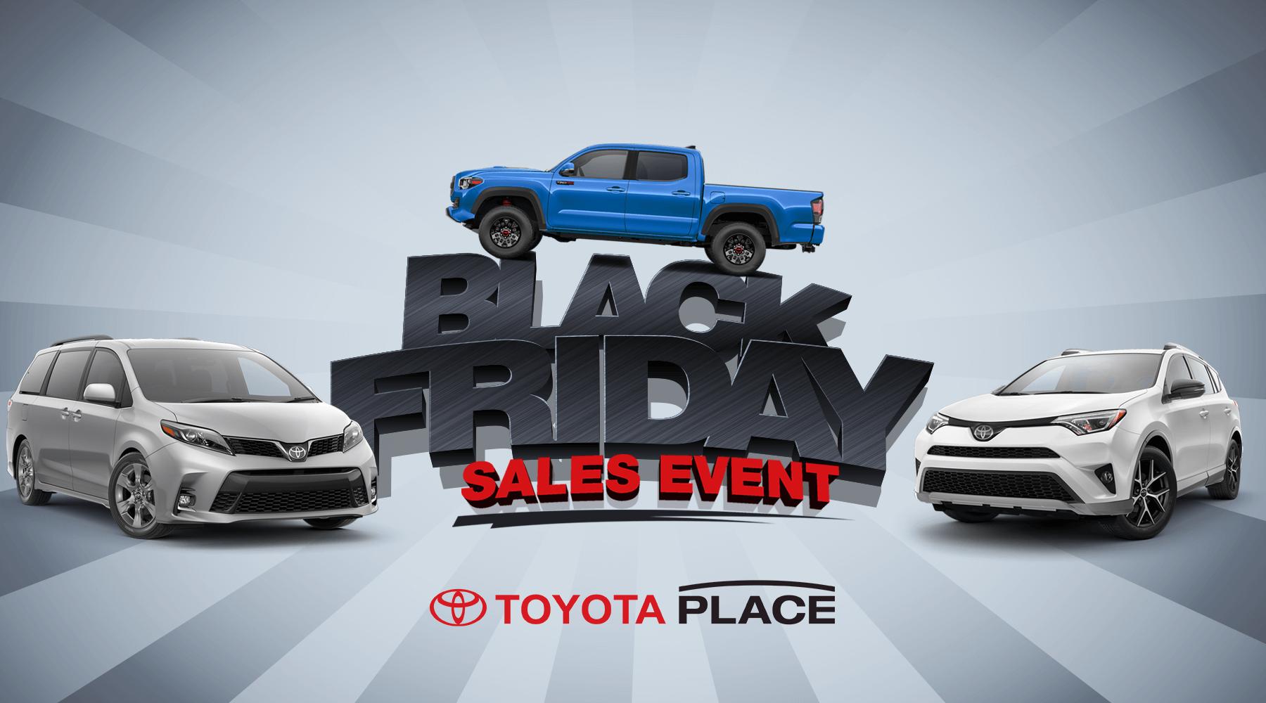 Black Friday Sales Event 2018
