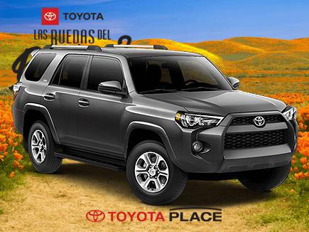 Toyota 4Runner Especial