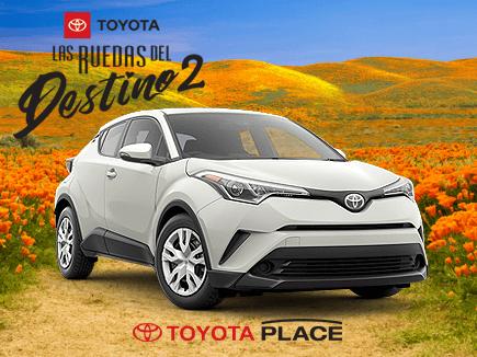 Toyota C-HR Especial