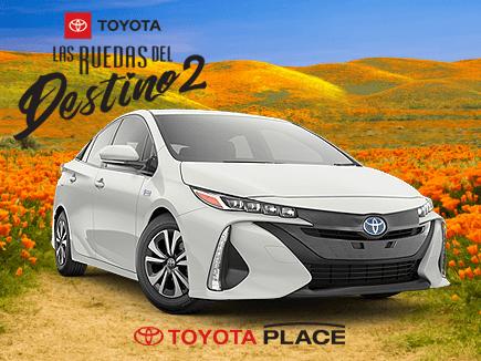 Toyota Prius Prime Especial