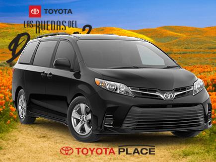 Toyota Sienna Especial