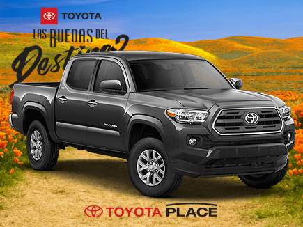 Toyota Tacoma Especial