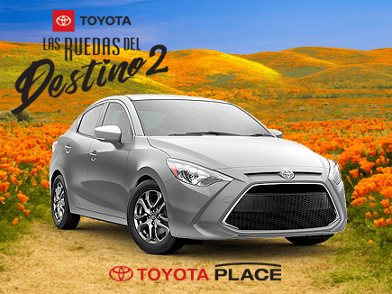 Toyota Yaris Especial
