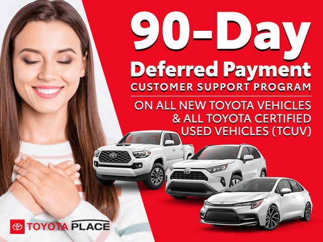 90-Day Deferred Payment Customer Support Program
