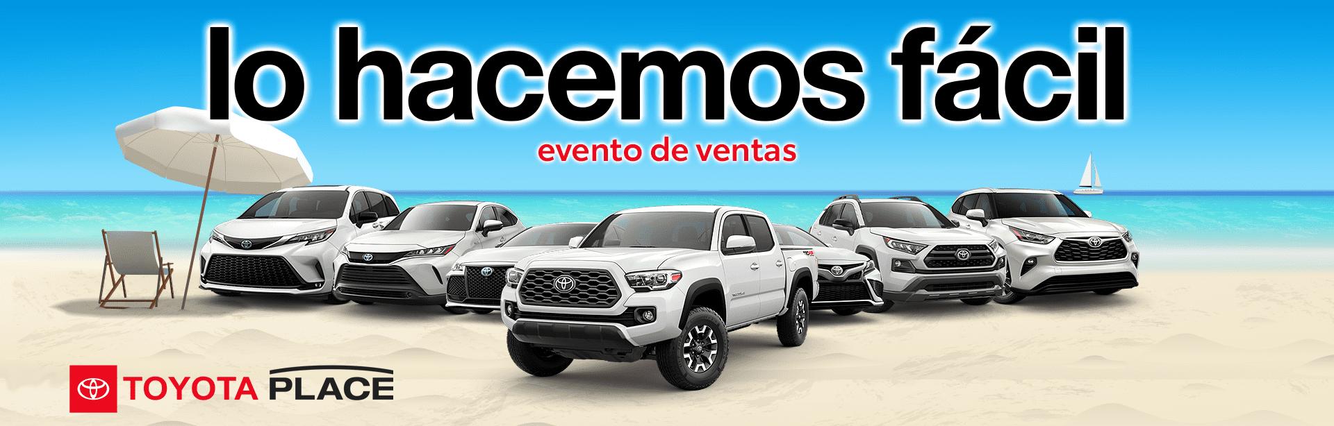 julio evento de ventas 2021