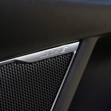 Mazda CX-9 speakers