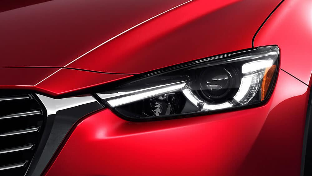 2018 Mazda CX-3 Headlight
