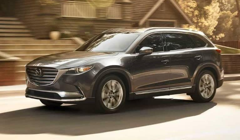 2019 Mazda CX-9 Skyactiv Technology