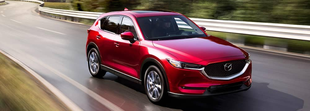 209 Mazda CX-5 Grand Touring Reserve on highway