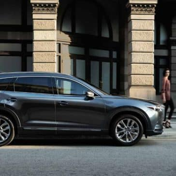 2019 Mazda CX-9 parked passenger side