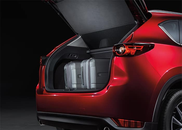 Mazda CX-5 Retractable Cargo Cover