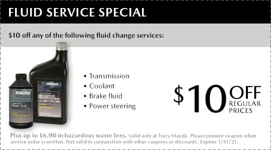 Fluid Service Special Coupon