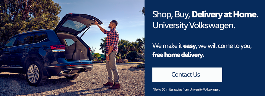 University VW_Free Delivery