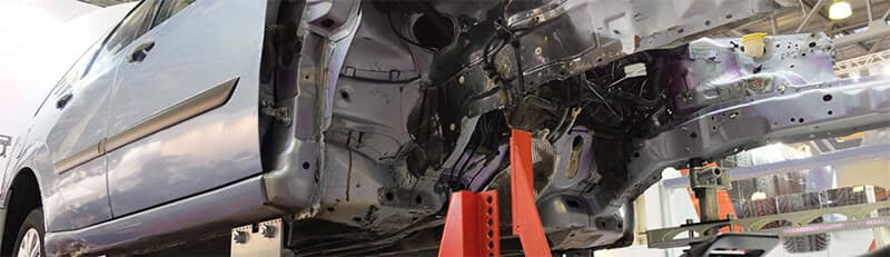 Auto Frame Repair in Mitchell, SD