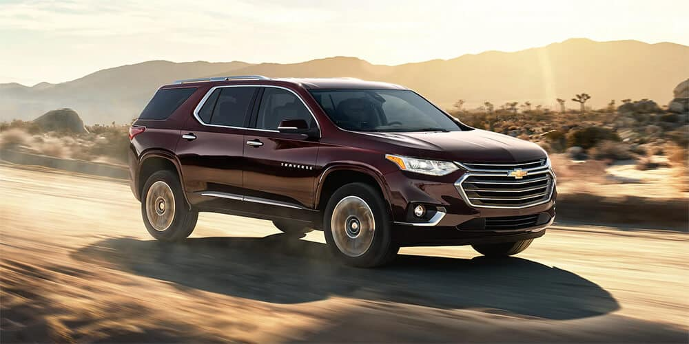 2021 Chevy Traverse Release Date Image