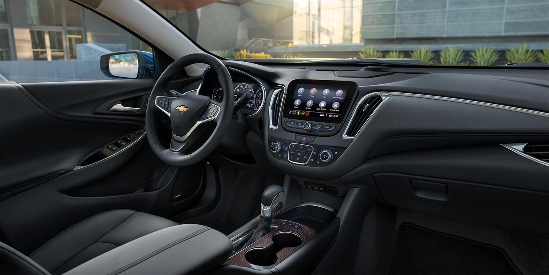 Chevrolet Connected Services Vern Eide GM Footer Image