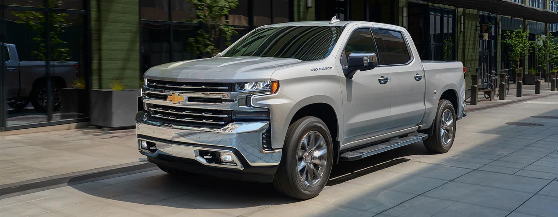 Chevrolet Dealership Near Sioux Falls Truck Slider