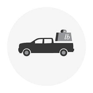 Chevrolet Towing Gross Vehicle Weight Rating Icon