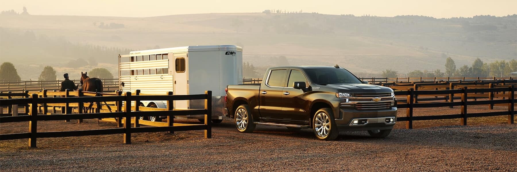 Chevy Towing and Trailering Vern Eide GM Slider