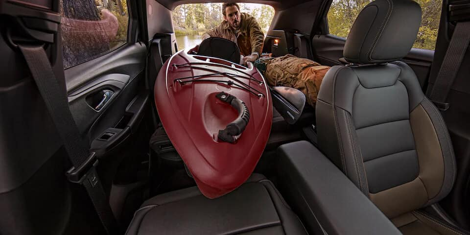 New Chevy Trailblazer Interior Dimensions