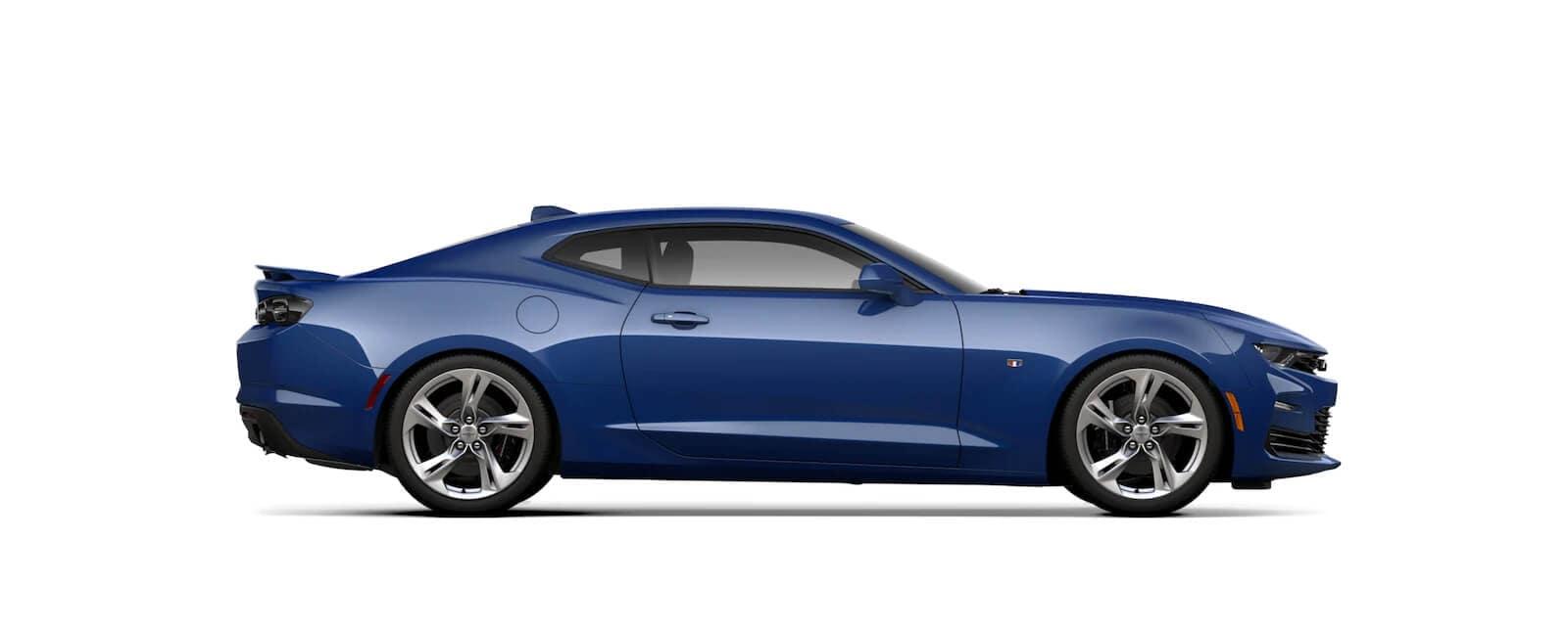 New Chevrolet Vehicles: 2021 Camaro