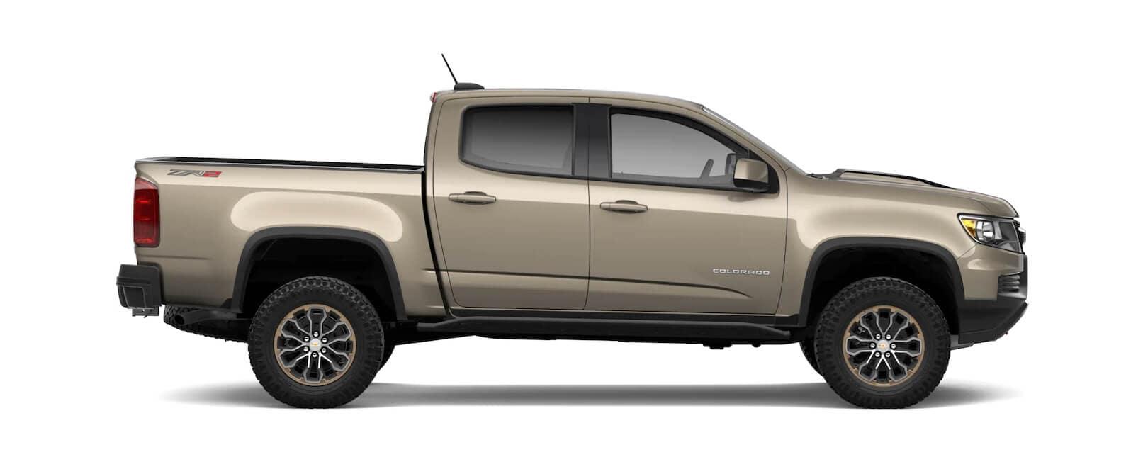 New Chevrolet Vehicles: 2021 Colorado