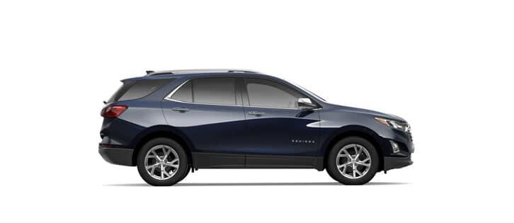 New Chevrolet Vehicles: 2021 Equinox
