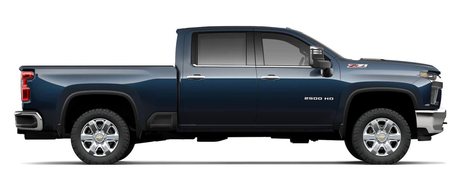 New Chevrolet Vehicles: 2021 Silverado HD