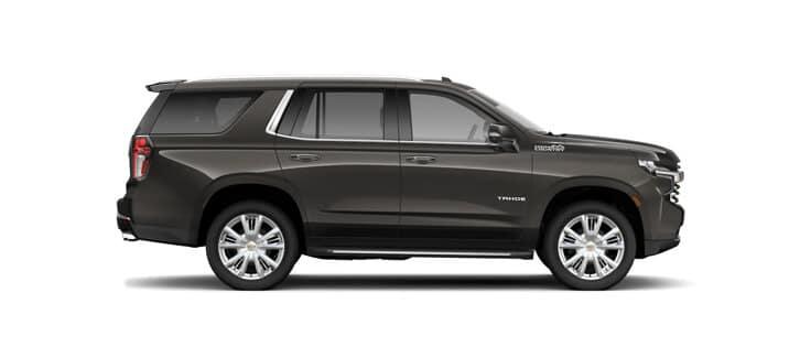 New Chevrolet Vehicles: 2021 Tahoe
