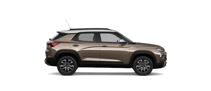 New Chevrolet Vehicles: 2021 Trailblazer