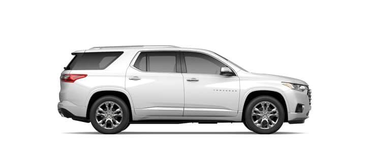 New Chevrolet Vehicles: 2021 Traverse