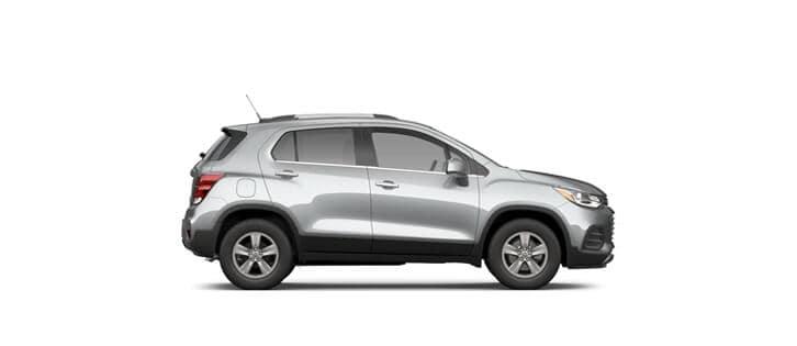 New Chevrolet Vehicles: 2021 Trax