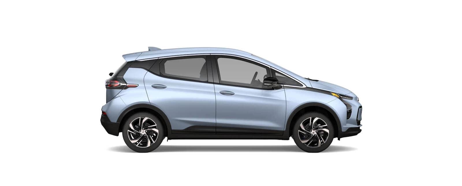 New Chevrolet Vehicles: 2022 Bolt EV