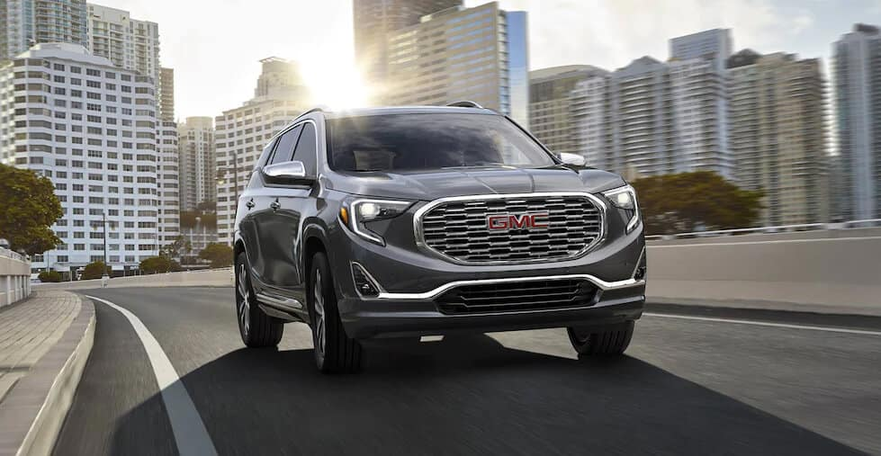 GMC Advanced Safety Features SUV Image