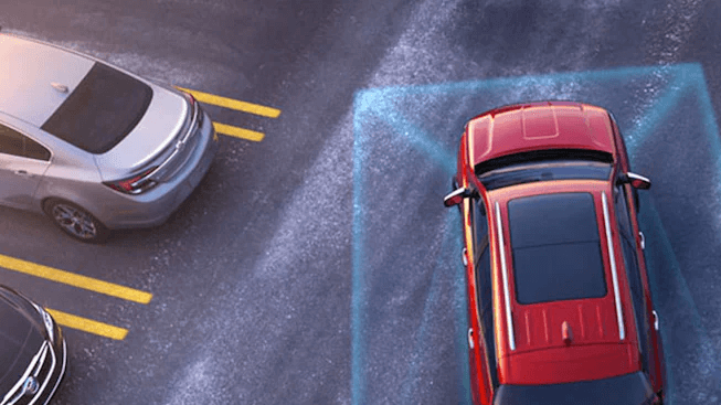 GMC Automatic Parking Assist Image