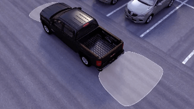 GMC Front and Rear Park Assist Image