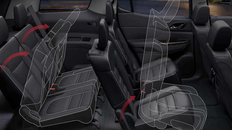 New GMC Acadia Interior Dimensions