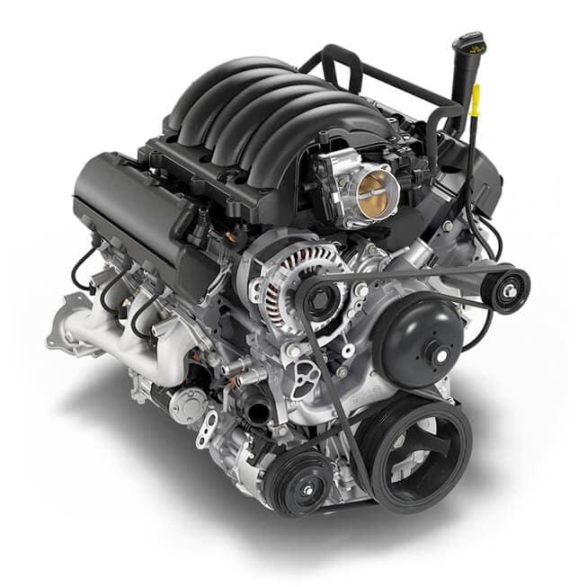 2021 Chevy Silverado 1500 4.3L EcoTec3 V6 Engine