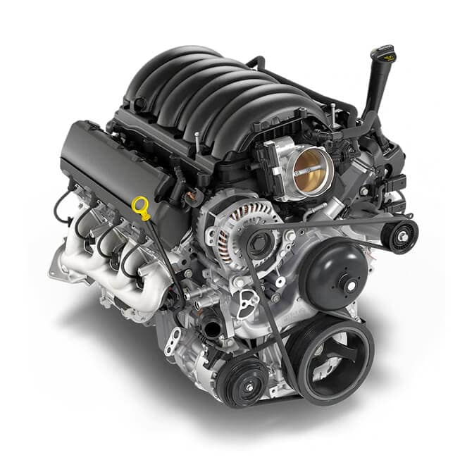 2021 Chevy Silverado 1500 6.2L EcoTec3 V8 Engine
