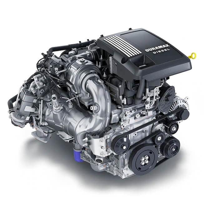 2021 Chevy Silverado 1500 Duramax 3.0L Turbo Diesel
