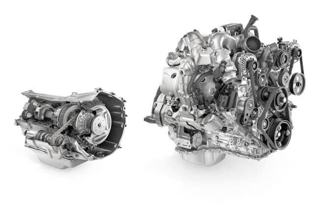 2022 Chevy Silverado HD Duramax 6.6L Turbo Diesel V8