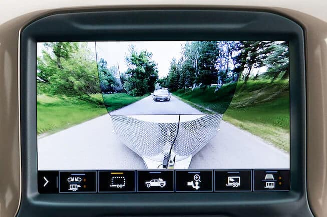 Chevy Silverado Trucks Transparent Trailer Image