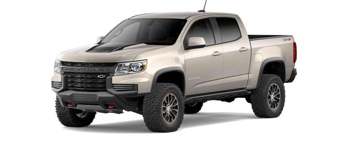 New Chevrolet Vehicles 2021 Colorado