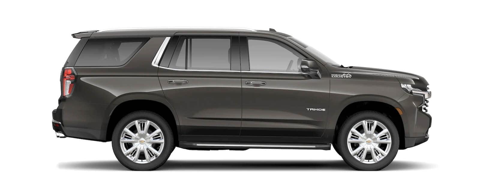 New Chevrolet Vehicles 2021 Tahoe