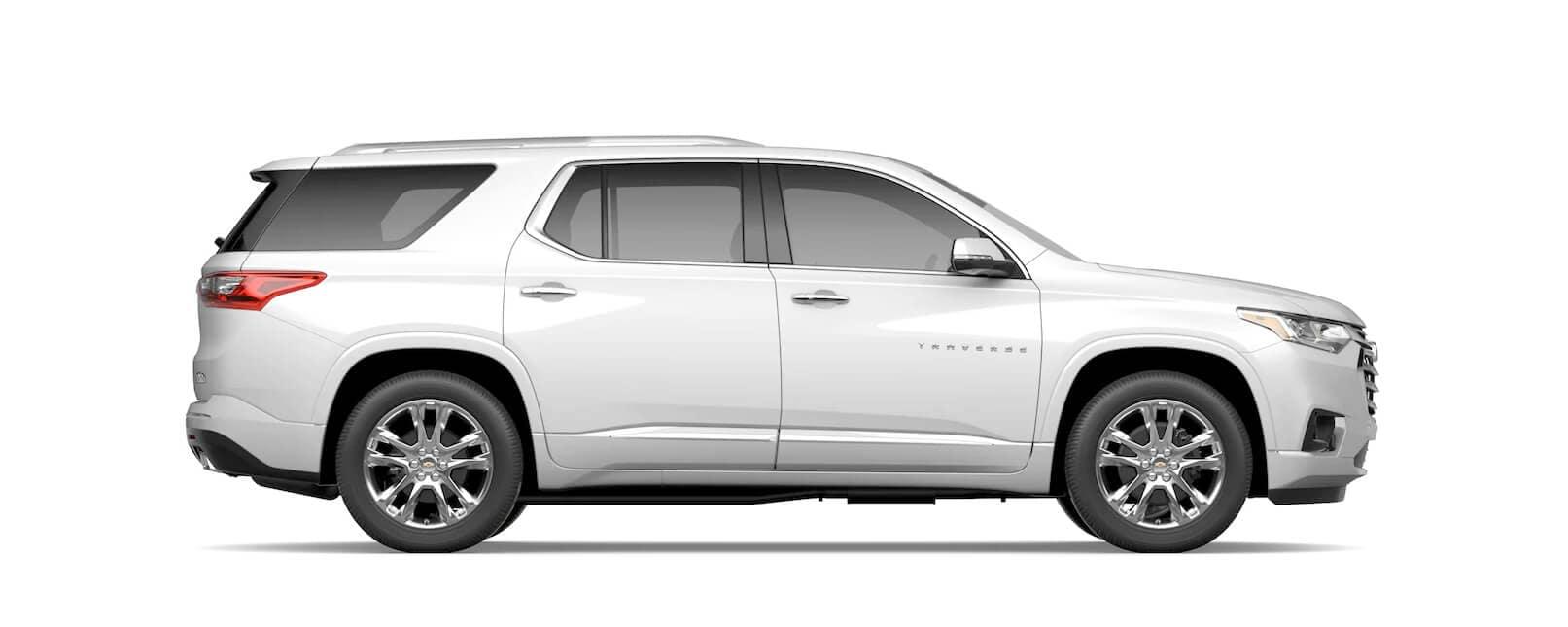 New Chevrolet Vehicles 2021 Traverse