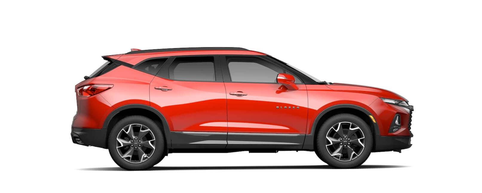 New Chevrolet Vehicles 2022 Blazer